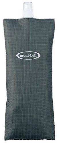 モンベル(mont-bell) サーモフレックスウォーターパック1.5L シャドウ SHAD 1123637