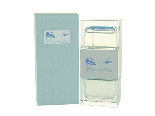Rampage, Blue Eyes, Eau de Toilette spray da donna, 50 ml