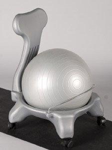 Exercise Ball Chair