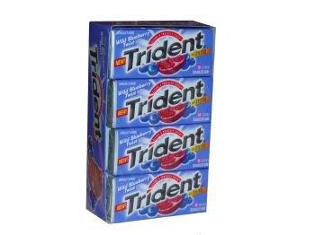 trident-wild-blueberry-twist-flavor-sugarless-gum-with-xylitol-12-x-18-streifen-kaugummi-stick-packs