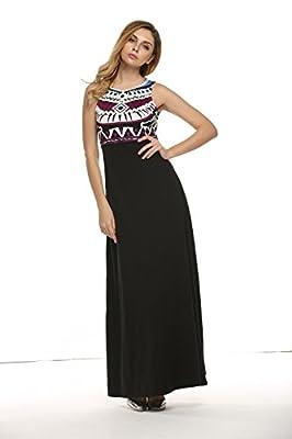 Angvns Women's Elegant Casual Dress
