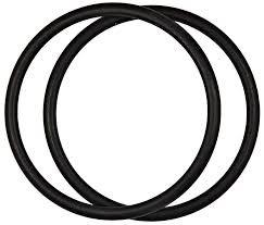 Purchase Best Baby Original Sling Rings, Aluminum and Nylon Rings for Making Ring Slings (Medium, Bl...