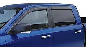 Fit for Honda Civic 2-Dr 2001-2004 2005 Smoke Side Window Visors Guard Protector