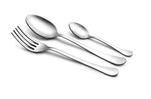 Cielo Stainless Steel Avon Cutlery Set,Pack Of 3 Pc.