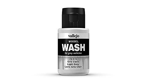 Vallejo Light Grey Wash, 35ml