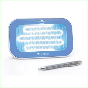 Lifemax Medically Approved SAD Therapy Light - Simulated Daylight System