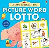 Stephen Cartwright Picture Word Lotto: With Parents' Notes (Usborne Farmyard Tales (Games))