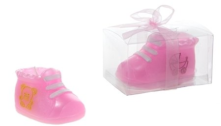 Baby Bootie Party Favors