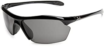 Under Armour Zone XL Shiny Black Frame / Gray Lens
