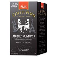 Melitta® 55437-75001 - COFFEE PODS, PARISIAN VANILLA, 18 PODS/BOX