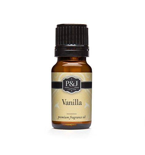 Vanilla Premium Grade Fragrance Oil - Perfume Oil - 10ml
