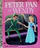Peter Pan and Wendy , A Little Golden Book