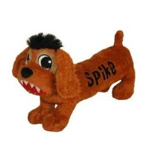 Super Sized Hot Dog Spike Dog Toy, 16-Inch
