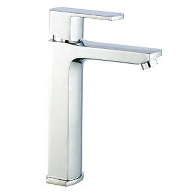 Astonishing Tall Centerset Modern Style Chrome Copper Bathroom Washbasin Ibusinesslaw Wood Chair Design Ideas Ibusinesslaworg