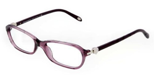 Eyeglasses Tiffany TF2034 8061 TRANSPARENT VIOLET