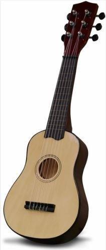 Boogie Bee Gitarre aus Holz 55cm