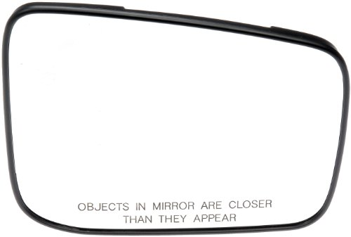 Dorman 56567 Nissan Rogue Passenger Side Heated Plastic Backed Door Mirror Glass (Nissan Rogue Mirror compare prices)