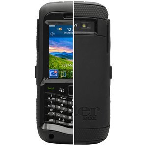 Otterbox Defender Case for BlackBerry 9100 (Black)