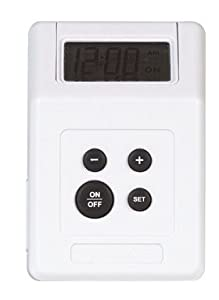 Intermatic DT121C Programmable Digital Lamp Timer