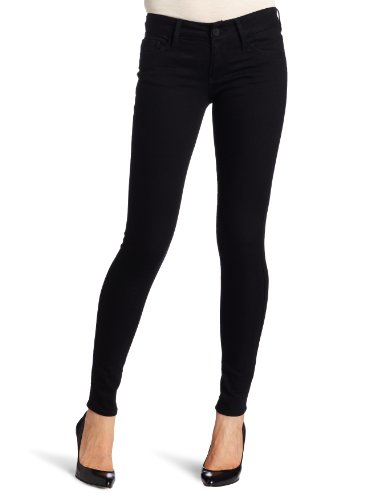 Black Orchid High Rise Jewel Skinny Women's Jeans Jet Black W29 INxL29 IN