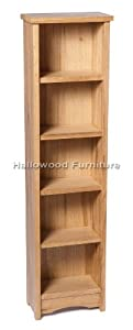 Buying Guide of  New Solid Oak Media / CD Tower / Rack / Storage