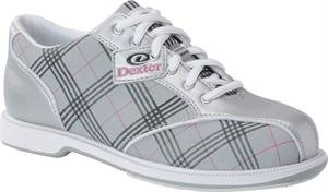 Dexter Ana Bowling Shoes, Silver/Light Grey, 9