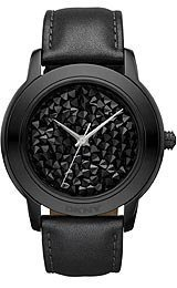 DKNY Glitz Black Dial Women's Watch #NY8434