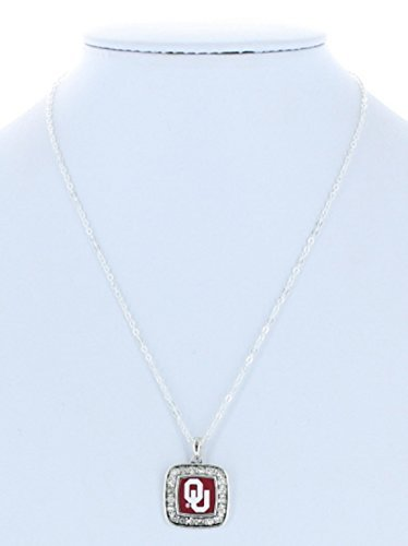 officially-licensed-university-of-oklahoma-boomer-sooner-ou-square-crystal-studded-pendant-necklace-