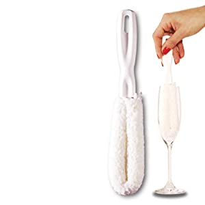 Brushtech Crystal Stemware Washing Brush