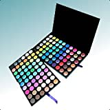 31qWBFA6 kL. SL160  BH Cosmetics 120 Color Eyeshadow Palette 2nd Edition