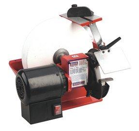 Sealey SM52 Wet  &  Dry Bench Grinder 250/125mm 230V