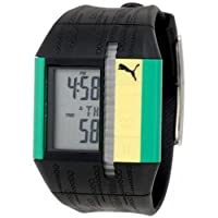 PUMA Men's PU910501010 Cardiac II Digital Watch by PUMA