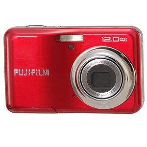 FujiFilm FinePix A230 12mp Digital Camera - Red