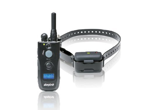 Dogtra D280Ncp Platinum Training Collar. Low To Medium Power; 1/2 Mile Range; Nick And Constant Stimulation And Vibrating Page; Waterproof Collar/Receiver; Rechargeable; Lcd Screen (Product Group: Remote Training Collars / None)