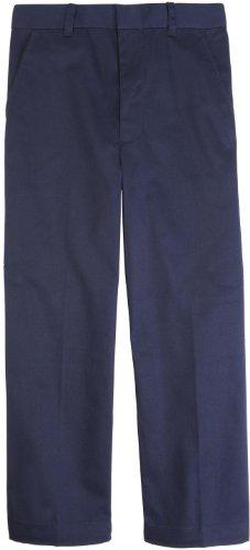 French Toast School Uniforms Adjustable Waist Double Knee Pant Boys navy 8