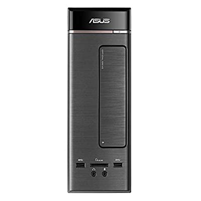 Asus K20CD-IN004D Desktop (Core i3 6100 /4GB/1TB/DOS/Integrated Graphics), Silver