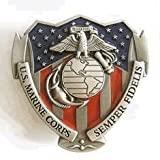 US Marine Corps Semper Fi Belt Buckle