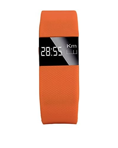 Imperii Braccialetto Fitness Smart Band Bluetooth Krun Arancione