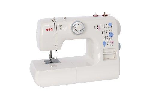 AEG 376 Machine à coudre (Import Allemagne)