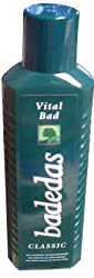 Badedas Classic Vital Bubble Bath Foam,(25oz) 750ml From Germany