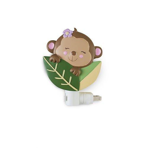 Babies R Us By Design Girl Monkey Nightlight