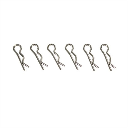 Redcat Racing Large Body Clips, 6-Piece