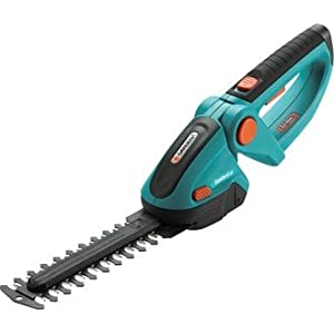 Gardena 8895-U 7-Inch Cordless Lithium Ion Shrub Shears, Comfort Cut at Sears.com
