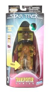 Star Trek Transporter Series Lt. Geordi LaForge Action Figure