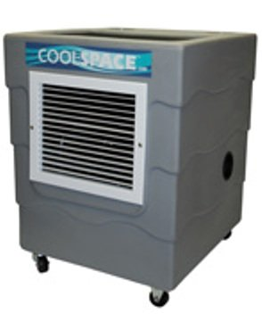 """Cool-Space CSW-12HV """"The Wave"""" Portable Evaporative Cooler"""