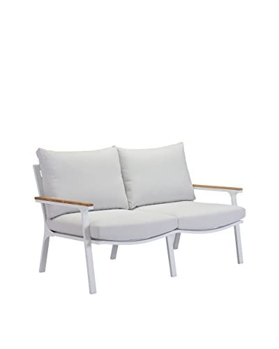 Zuo Modern Maya Beach Outdoor Sofa