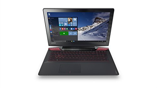 Lenovo Y700 15.6-Inch Gaming Laptop (Core i7, 8 GB RAM, 256 GB SSD, NVIDIA GeForce 960M Graphics, Windows 10) 80NV0029US
