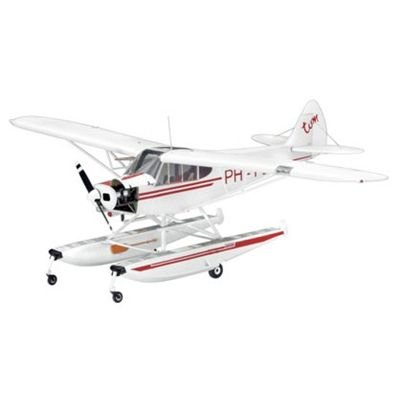 Revell - 04698 - Maquette - Piper PA-18 Float Plane