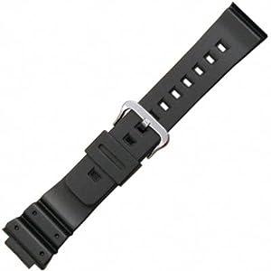 Casio 16mm Black Resin