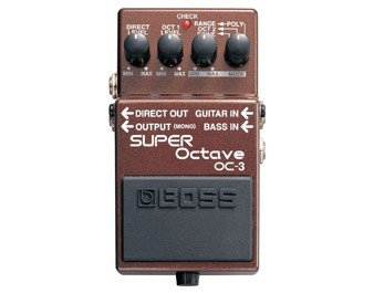 Boss OC-3 Compact Pedal